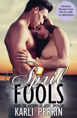 Book News: Karli Perrin April#2 title and cover reveal