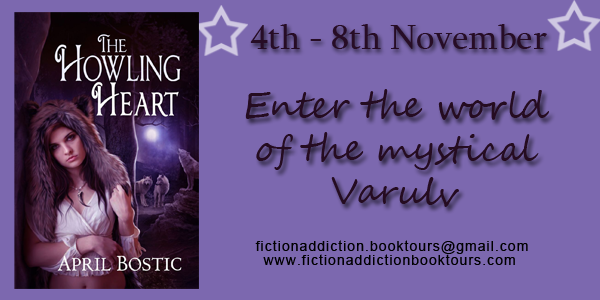 The Howling Heart Blog Tour