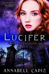 Lucifer Blog tour