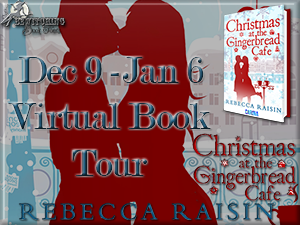 Blog Tour Review: Christmas at the Gingerbread Cafe