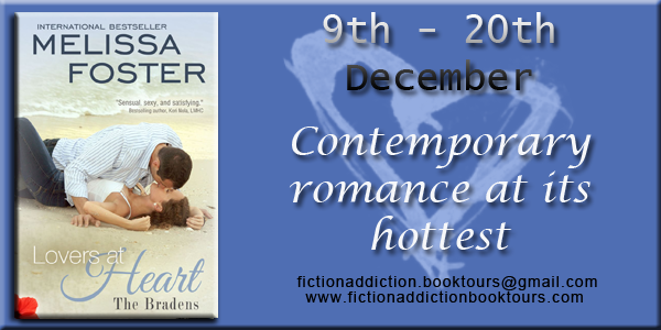 Blog Tour Review: Lovers At Heart