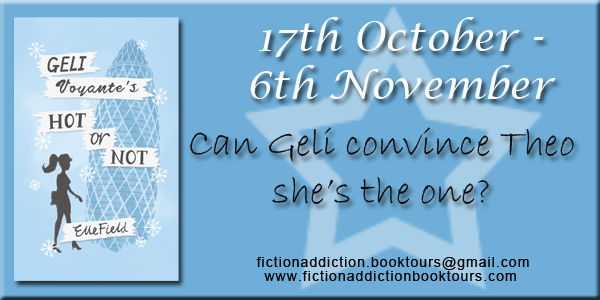 Blog Tour Review: Geli Voyante's Hot or Not