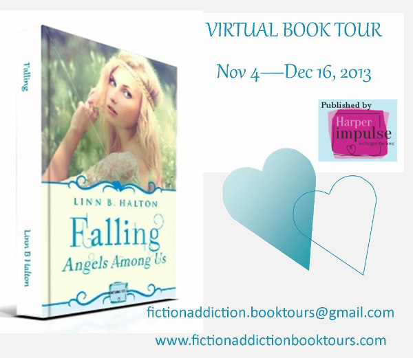 Blog Tour Review: Falling
