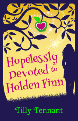Blog Tour: Hopelessly Devoted To Holden Finn