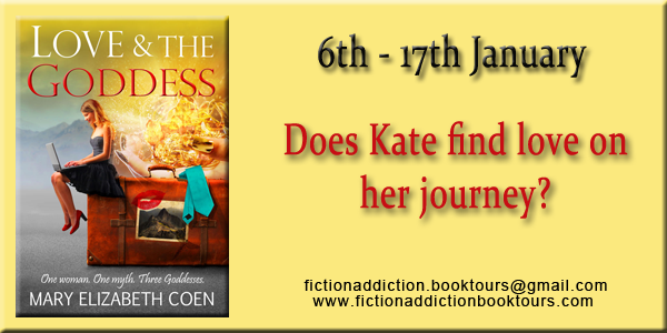 Blog Tour Review: Love and The Goddess