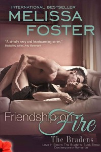 Friendship on Fire Blog Tour