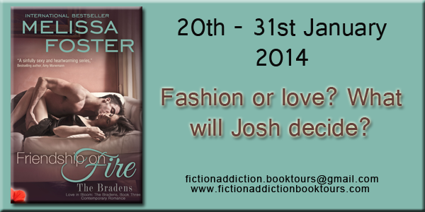Blog Tour Review: Friendship on Fire