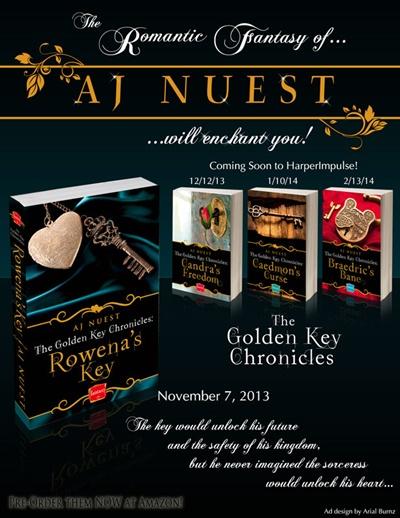 Rowena's Key