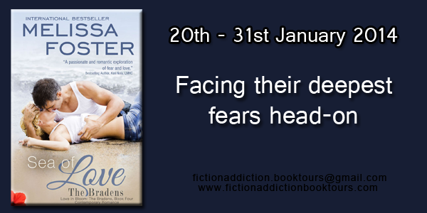 Blog Tour Review: Sea of Love