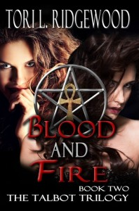 Book News: Blood and Fire