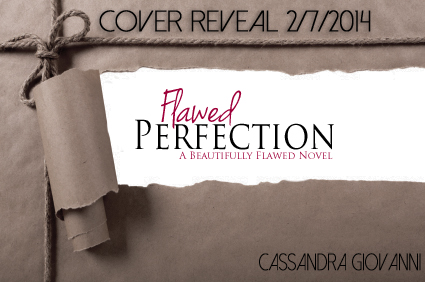 Book News: Flawed Perfection Cover Reveal