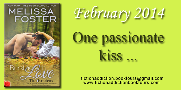 Blog Tour Review: Bursting With Love