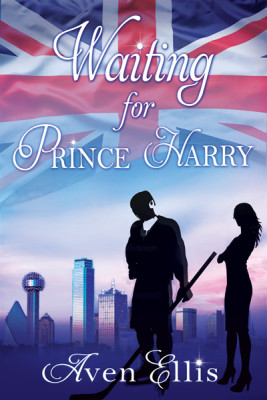 Book News: Waiting For Prince Harry Cover Reveal