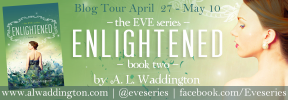 Blog Tour Review: Enlightened