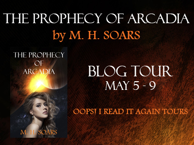 Prophecy of Arcadia Blog Tour