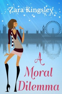 Blog Tour Review: A Moral Dilemma