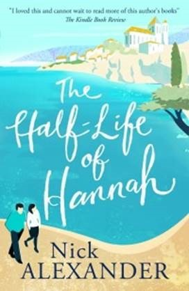 Blog Tour Review: The Half-Life of Hannah