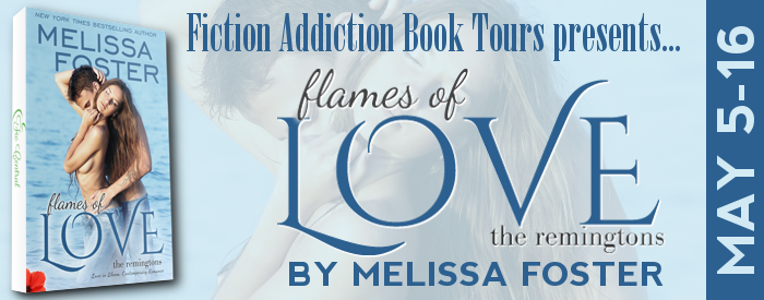 Blog Tour Review: Flames of Love