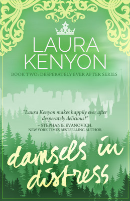 Book News: Damsels in Distress Cover reveal