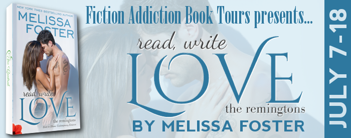 Blog Tour Review: Read, Write, Love
