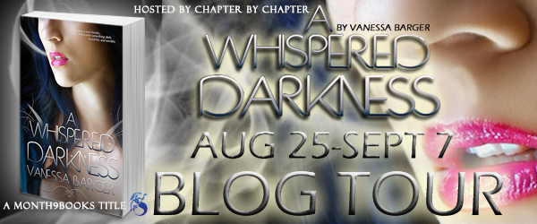 Blog Tour Review: A Whispered Darkness