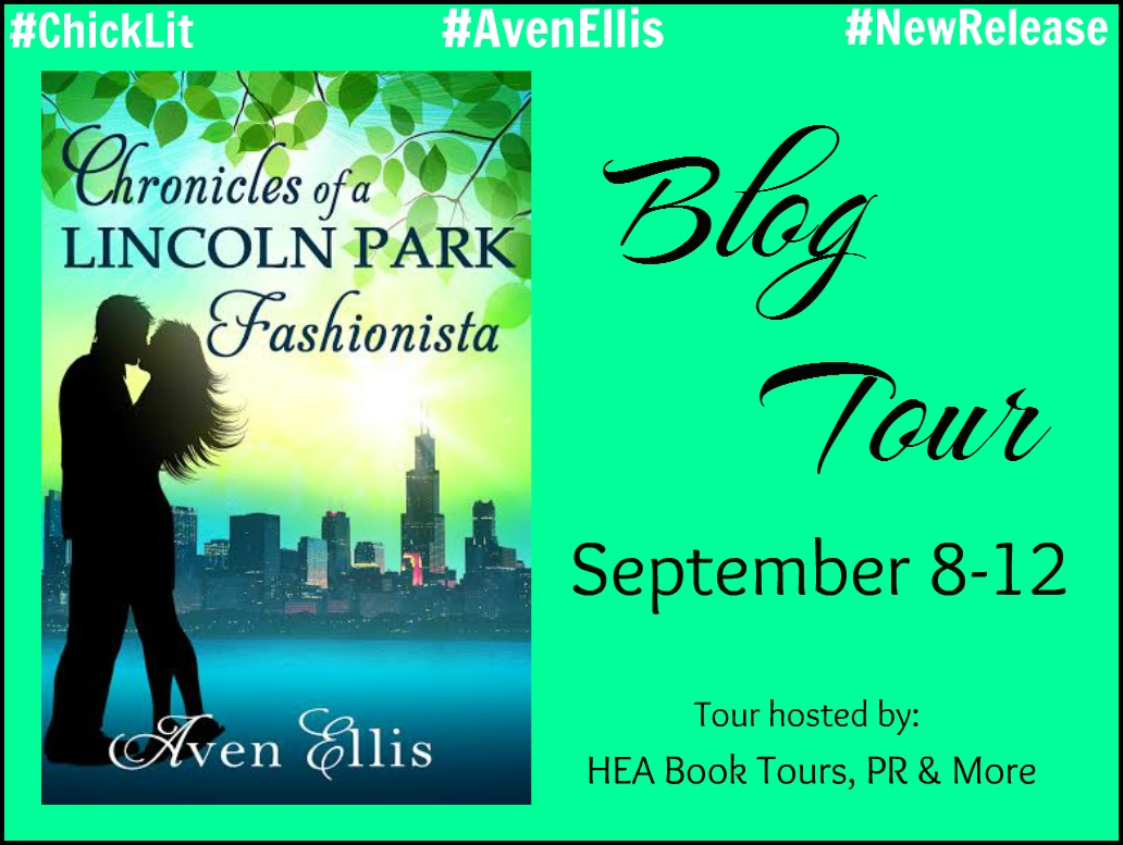 Blog Tour Review: Chronicles of a Lincoln Park Fashionista