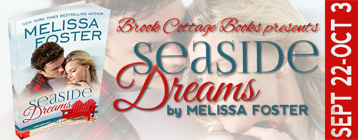Blog Tour Review: Seaside Dreams