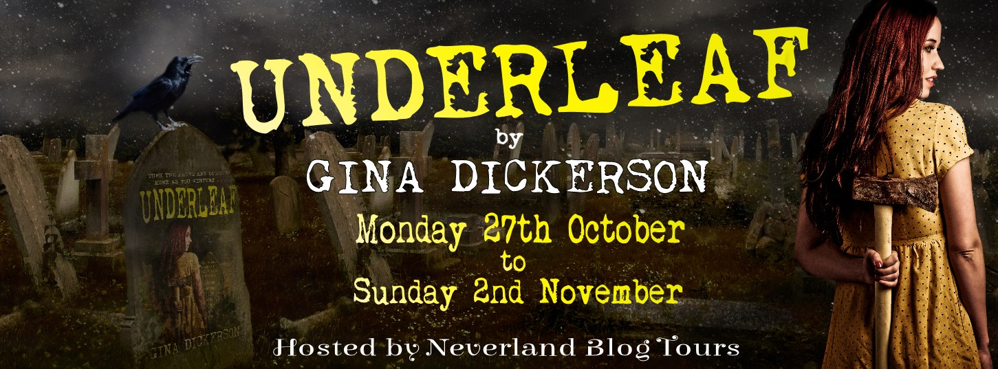 Blog Tour Review: Underleaf