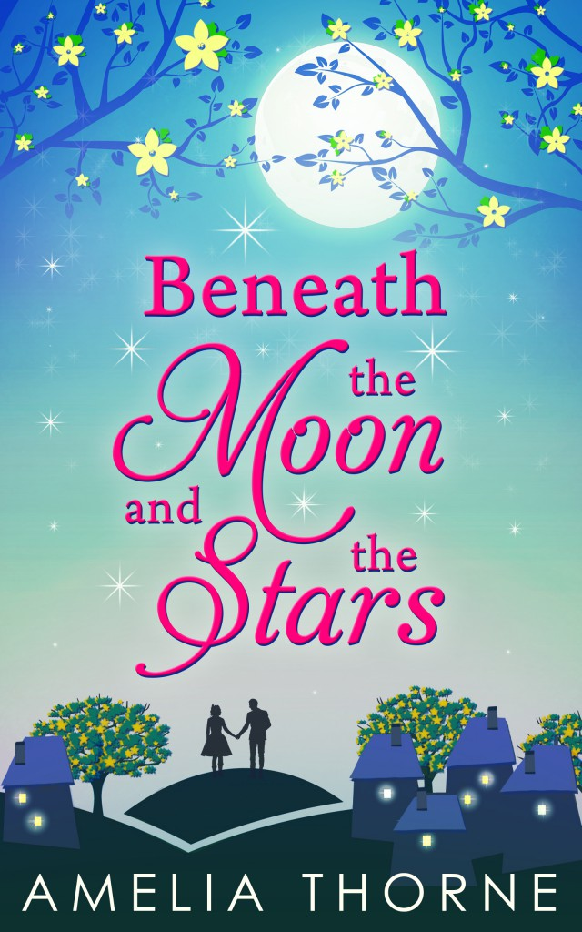 Book News: Beneath the Moon and Stars Cover Reveal