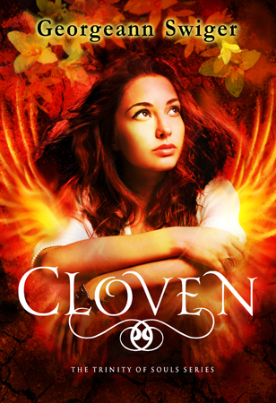 Book News: Cloven Cover Reveal