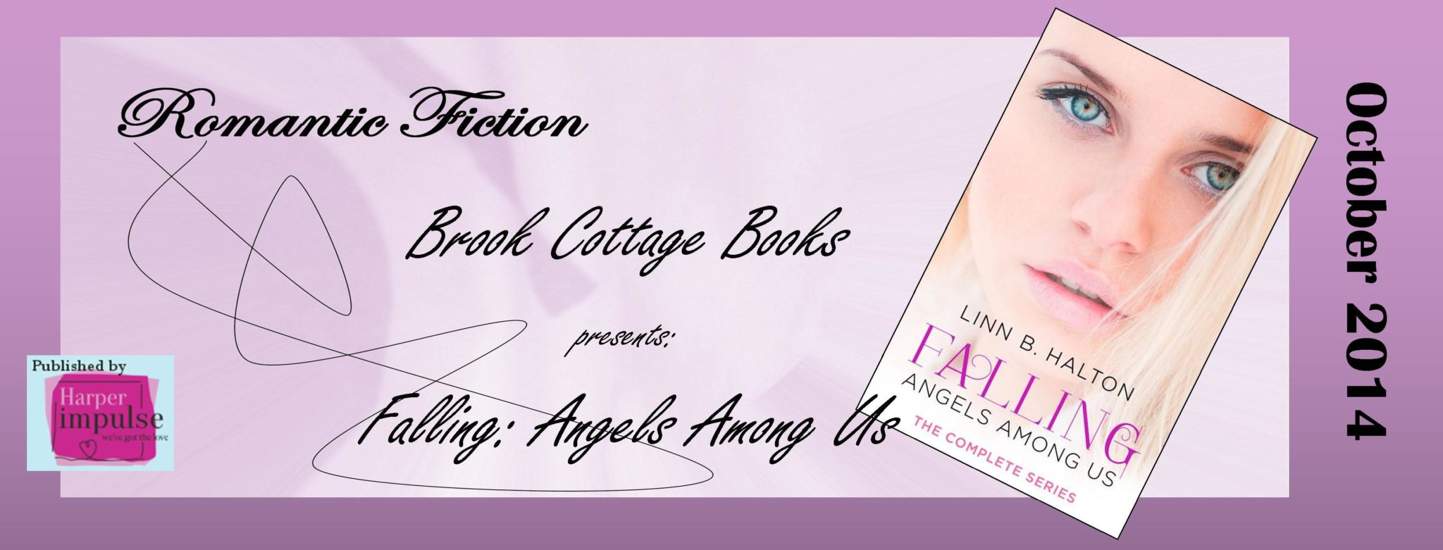 Blog Tour: Falling Angels Among Us Series
