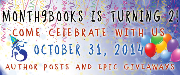 Month9Books Birthday Bash: Zombies, Evil Clowns and More Zombies