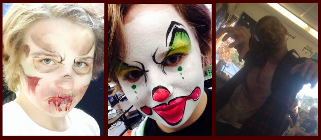 zomies and clowns