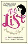 The List Blog Tour