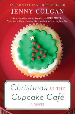 Christmas at The Cupcake Cafe Blog Tour
