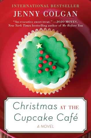 Blog Tour Review: Christmas at The Cupcake Cafe