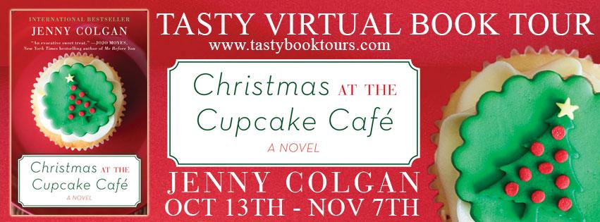 Blog Tour Review: Christmas at The Cupcake Cafe