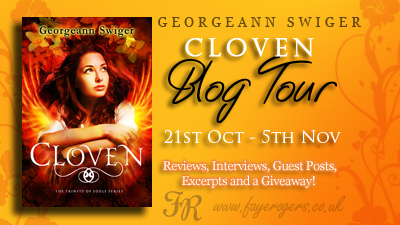 Blog Tour Review: Cloven