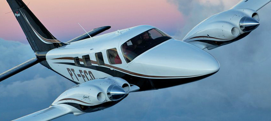 gallery-piper-seneca-v-pa-34-220t-six-place-multi-engine-piston-turbo-exterior-inflight-sunset-cutter-piper-sales-texas-piper-s