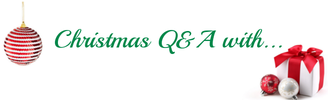 Christmas Q&A with...ME