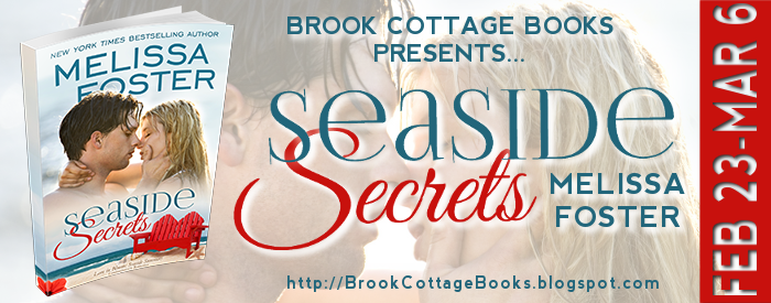 Blog Tour Review: Seaside Secrets