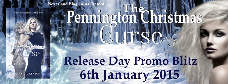 Blog Tour Review: The Pennington Christmas Curse