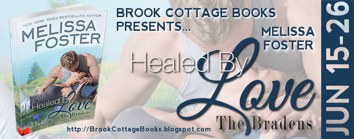 Blog Tour Review: Healed By Love