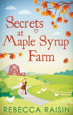 Blog Tour Review: Secrets At Maple Syrup Farm