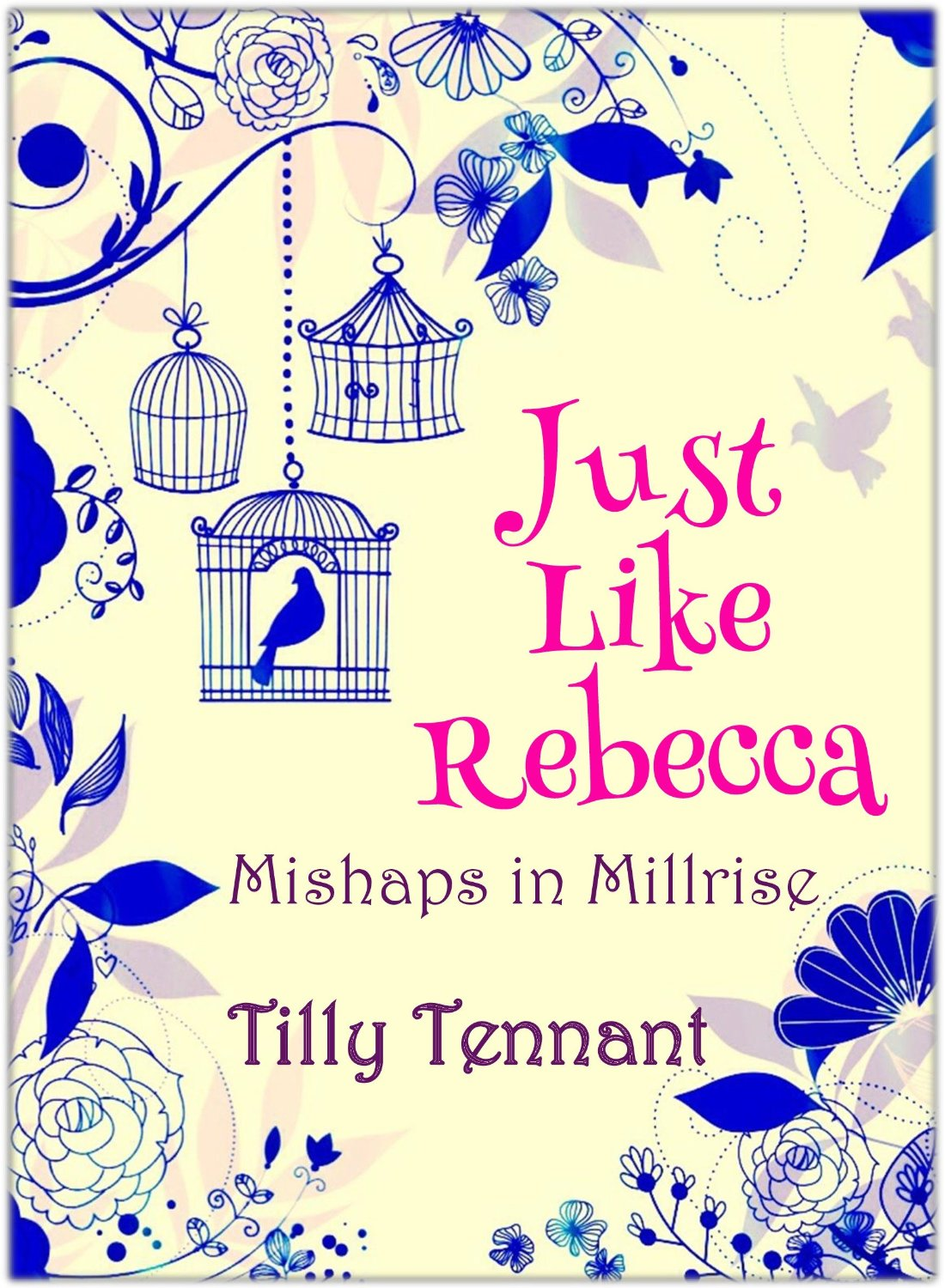 Blog Tour Review: Just Like Rebecca