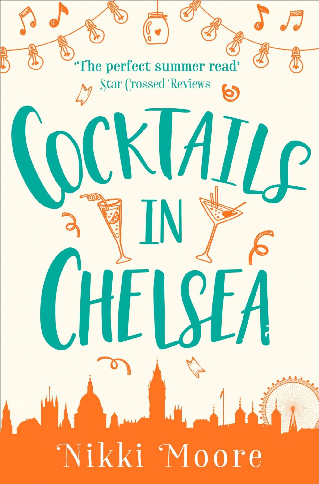 Cocktails in Chelsea
