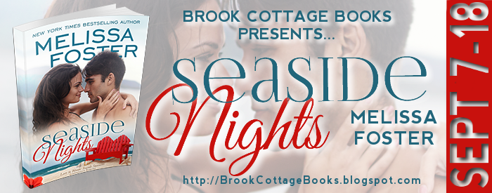 Blog Tour Review: Seaside Nights