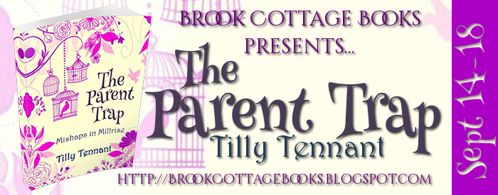 Blog Tour Review: The Parent Trap