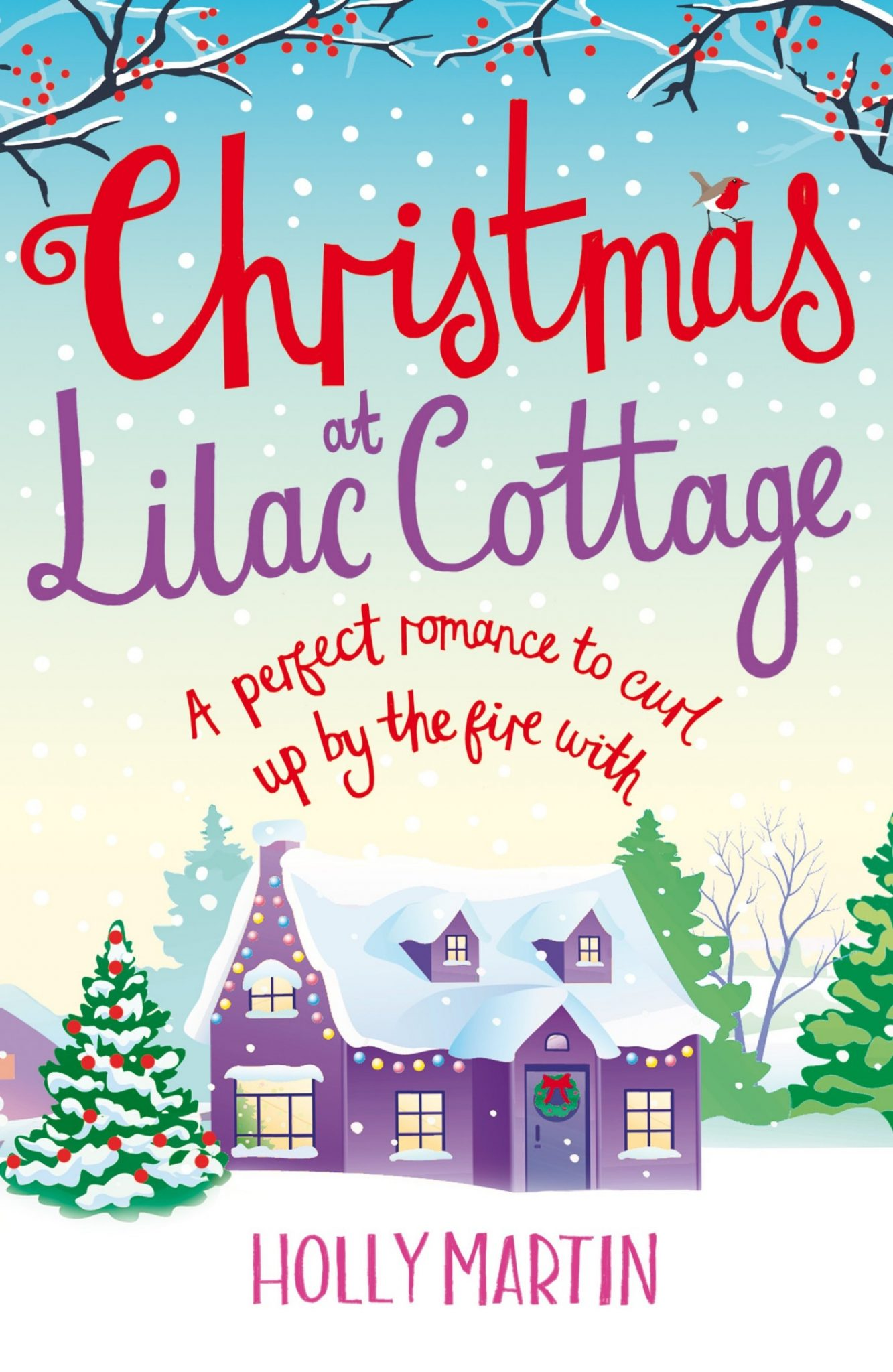 Christmas at Lilac Cottage