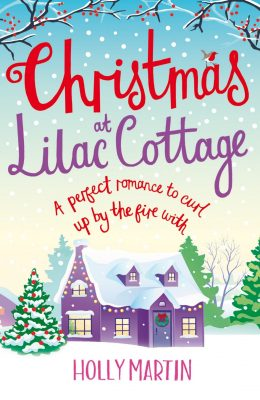 Book News: Christmas at Lilac Cottage Chapter Reveal
